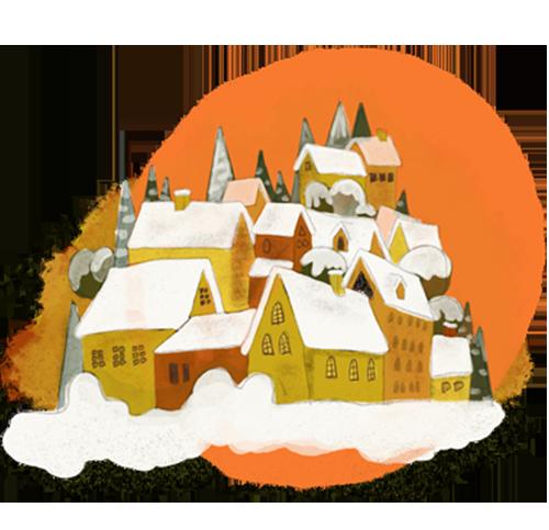 village-graphic